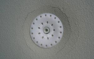 Wymagania dla łączników do mocowania termoizolacji fasad